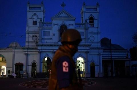Gereja Katolik Sri Lanka Batalkan Semua Misa Minggu