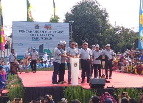 Ratusan Kegiatan Semarakkan HUT ke-492 Jakarta