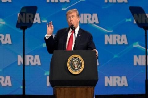 AS akan Mundur dari Perjanjian Perdagangan Senjata Internasional