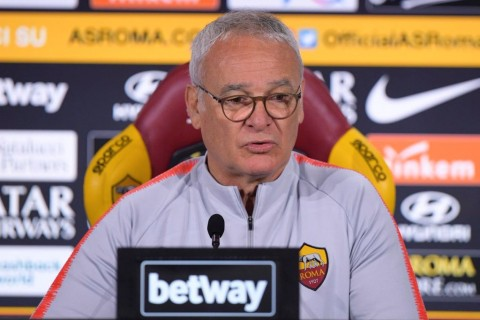 Jamu Cagliari, Pelatih AS Roma Bernostalgia