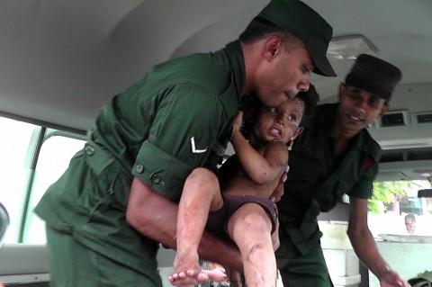 Penggerebekan Markas Militan di Sri Lanka Tewaskan 15 Orang