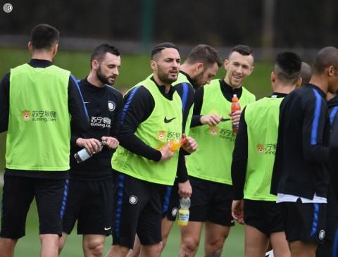 Inter Tidak Lakukan Persiapan Khusus Lawan Juventus