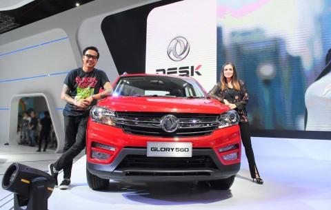 DFSK Glory 560 Tawarkan Harga Kompetitif, Toyota: Bagus!