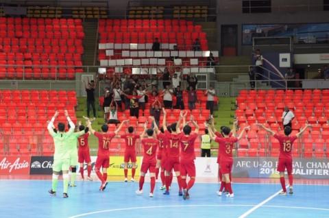 Indonesia U-20 Hancurkan Taiwan