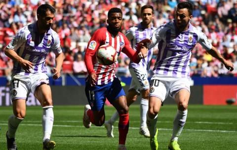Atletico Susah Payah Tundukkan Valladolid