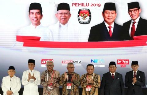 Peserta Pemilu Diminta Tahan Diri Tunggu KPU