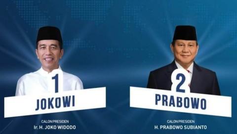 Situng KPU: Jokowi-Ma'ruf Unggul Selisih 8,5 Juta Suara