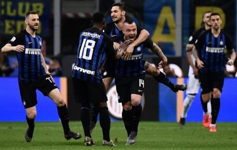 Nainggolan Bawa Inter Ungguli Juventus