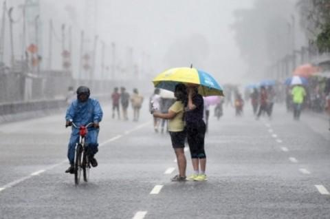 Akhir Pekan Ibu Kota Dipresdiksi Hujan