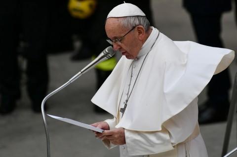 Fransiskus Sumbang Rp7 Miliar untuk Imigran di Meksiko