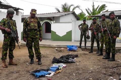 ISIS Klaim Ledakan dalam Penggerebekan di Sri Lanka