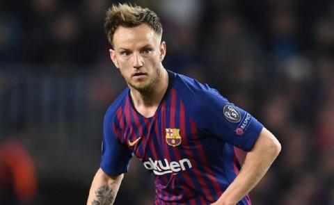 Juara La Liga, Rakitic: Saya Tidak Bahagia di Barcelona