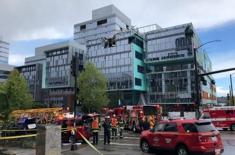 Insiden Mesin Derek di Seattle Tewaskan Empat Orang