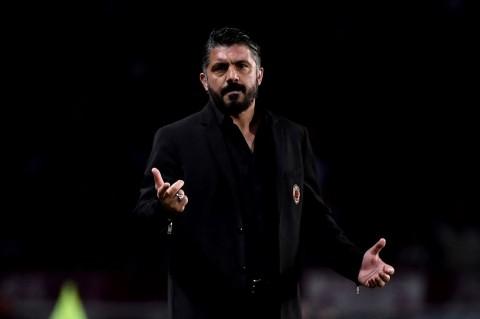 Gattuso Tak Ambil Pusing Soal Masa Depannya di Milan