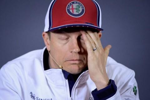 Kimi Raikkonen tidak Puas dengan Pencapaian GP Azerbaijan