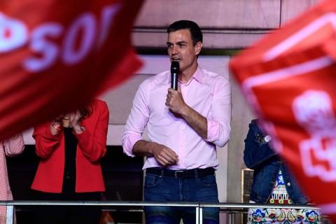 Partai Sosialis Menangkan Pemilu di Spanyol