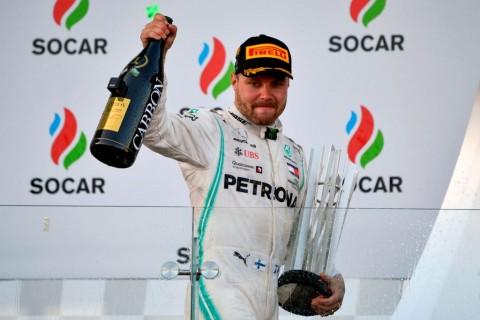 Klasemen Para Pembalap Usai F1GP Azerbaijan