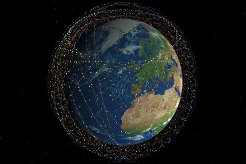 Regulator Setuju SpaceX Terbangkan Satelit di Orbit Rendah