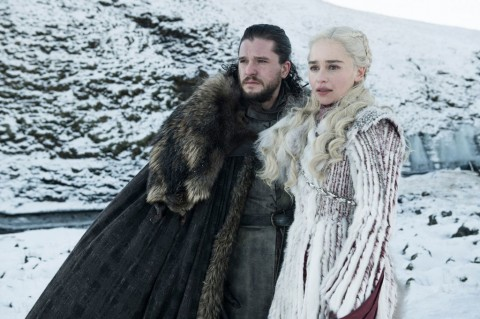 Ini Adegan Favorit Pemeran Jon Snow dalam Serial Game of Thrones