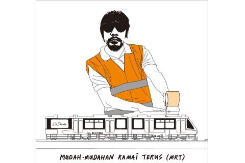 Sir Dandy Rilis MRT