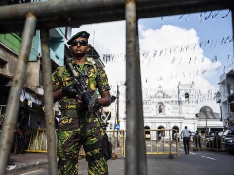 Sri Lanka Waspada Serangan Teror Lanjutan
