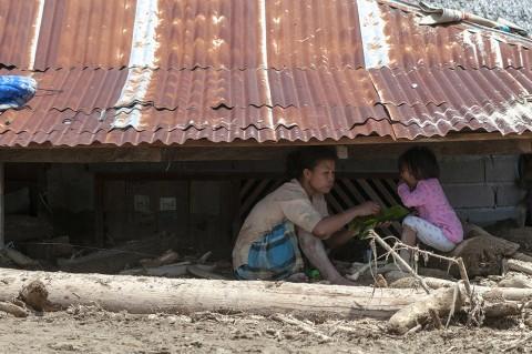 500 Orang Dievakuasi Akibat Banjir Sigi