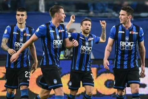Hasil Pertandingan Sepak Bola Semalam: Atalanta Merangsek ke Zona Liga Champions