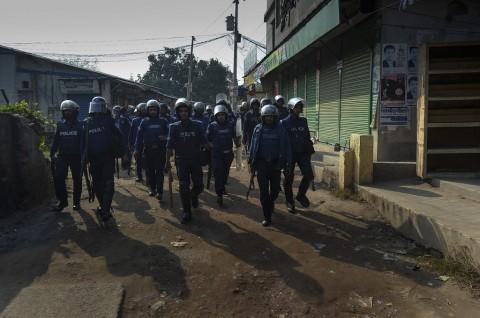 Penggerebekan di Bangladesh Tewaskan Dua Terduga Ekstremis