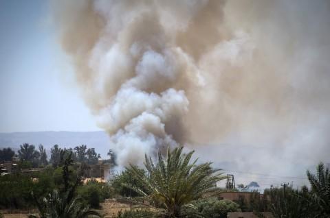 Serangan di Tripoli Libya Tewaskan Empat Orang, Lukai 37