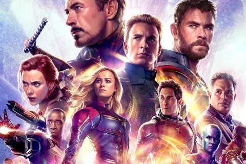 Avengers Endgame Raup Rp17,4 Triliun dari Pekan Pertama Tayang