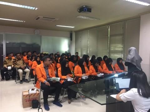 Puluhan Mahasiswa IAIN Surakarta Kunjungi Metro TV