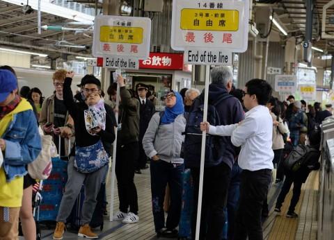 Masyarakat Jepang Antusias Sambut Golden Week