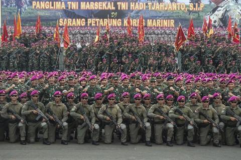 3.000 Prajurit Ikuti Apel Khusus Panglima TNI