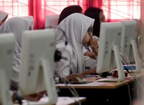 UN Jadi Alat Diagnosa 'Penyakit' di Setiap Sekolah