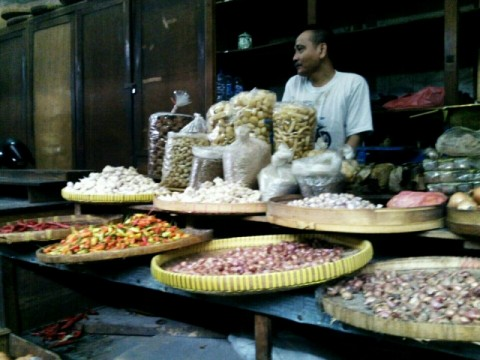 Harga Bawang di Solo Naik Menjelang Puasa