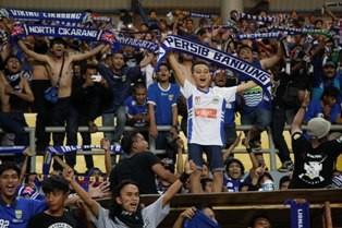Persib Mulai Terapkan Penjualan Tiket Online Kontra Borneo