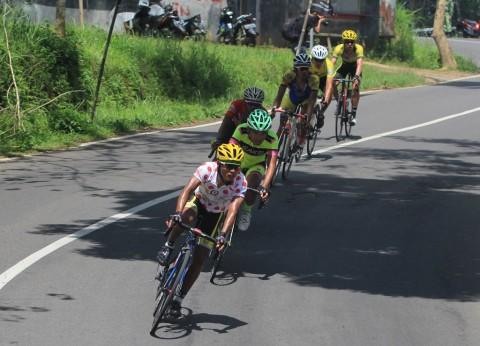 Tim Sepeda Road Race Indonesia Sulit Bersaing Menuju Olimpiade