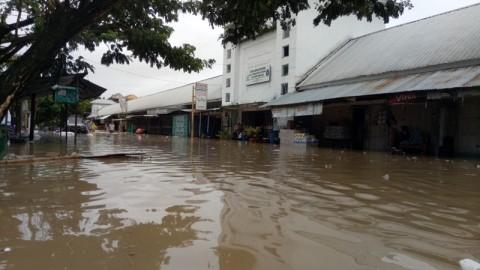 Dua Kecamatan di Kabupaten Enrekang Terendam Banjir