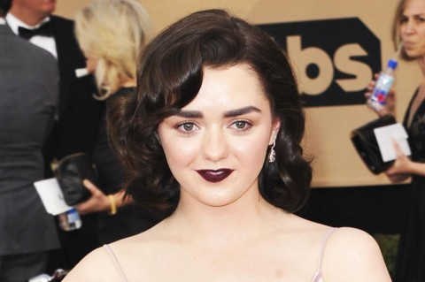 Reaksi Maisie Williams Usai Baca Naskah Game of Thrones 8 Episode 3