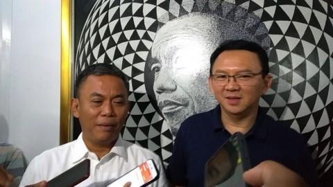 Komentar Ahok Soal Banjir Jakarta
