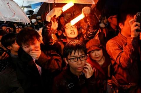 Warga Jepang Rayakan Dimulainya Era Baru Reiwa