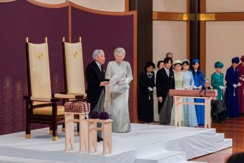 Dubes Ishii: Kaisar Akihito Selalu Dicintai Warga Jepang