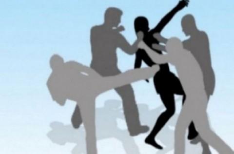 Buruh dan Polisi Bentrok di Jakpus