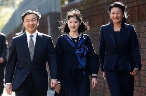 Mengenal Keluarga Kaisar Baru Jepang