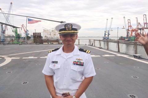 Kisah Orang Keturunan Indonesia di Angkatan Laut AS