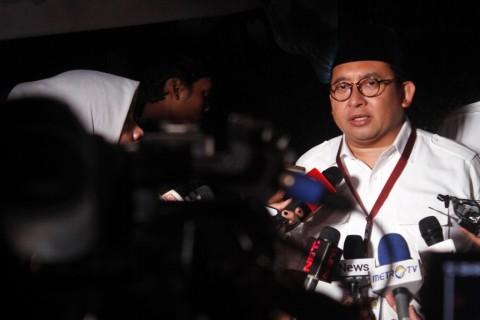 Fadli Zon Sebut Wacana Pemindahan Ibu Kota Pengalihan Isu