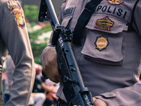 Polisi Sebut Jurnalis yang Ditangkap Tidak Menunjukan Identitas