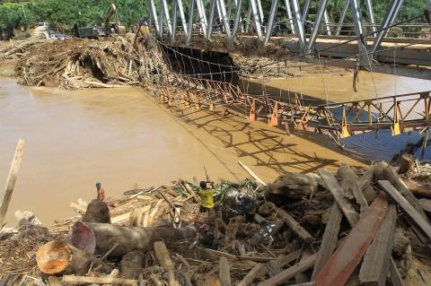 Korban Jiwa Banjir Bengkulu Bertambah Jadi 30 Orang