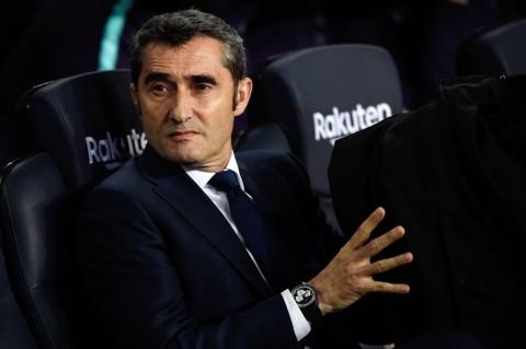 Meski Menang, Valverde Masih Belum Yakin Barca ke Final