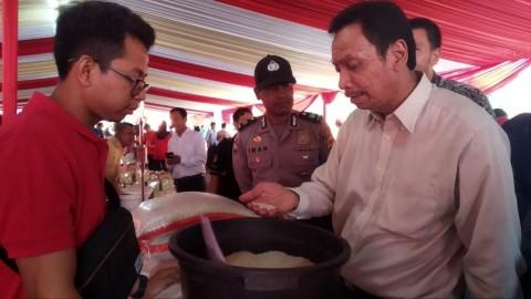 Pemkab Cirebon Gelar Bazar Murah Jelang Ramadan